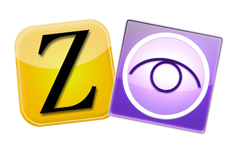 ZoomText and Window-Eyes Logos