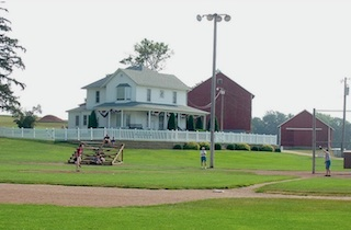 Photo of the Field of Dreams
