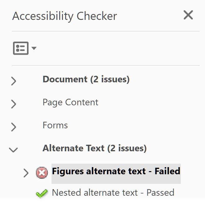 WebAIM: PDF Accessibility - Acrobat and Accessibility