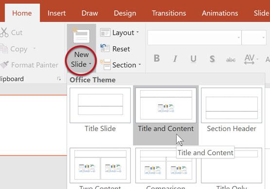 WebAIM: PowerPoint Accessibility