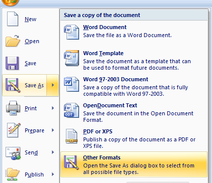 WebAIM: Word 2010 for Windows - Creating Accessible Documents