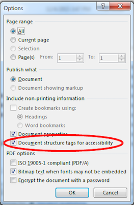 webaim word 2016 for windows creating accessible documents